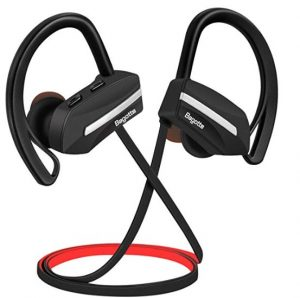 Auriculares deportivos Bagotte con cascos inalámbricos