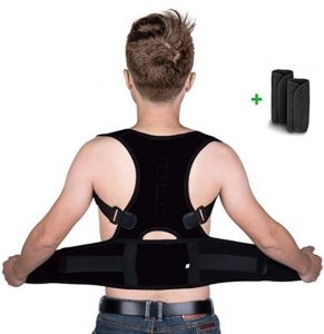 Corrector de espalda Isermeo transpirable
