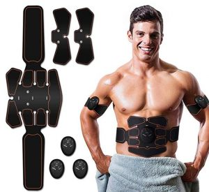 Electroestimuladores musculares Lemeng de cuerpo completo