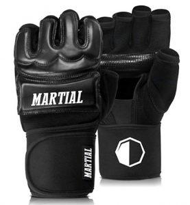 Guante MMA Martial profesional