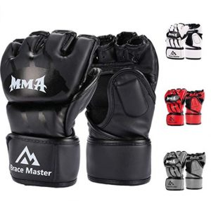 Guantes MMA Brace Master para boxeo