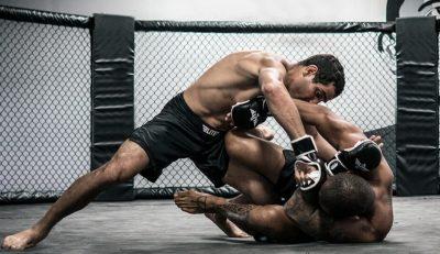 Guantes MMA