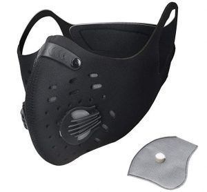 Máscara antipolución Pioneeryao para ciclismo