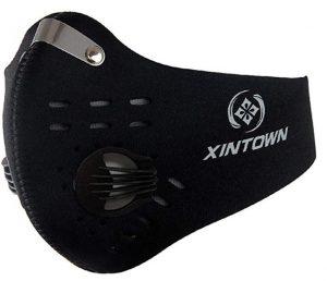 Máscara antipolución Xintown para bicicletas