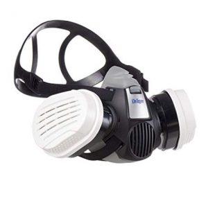 Máscaras antipolución Dräguer X-plore con respirador de seguridad