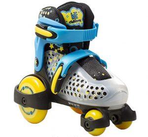 Patín de 4 ruedas para bebé