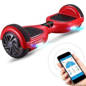 Patín eléctrico para niños Bluewheel con autoequilibrio