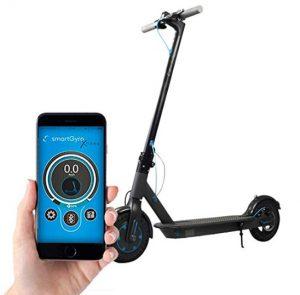Patines eléctricos scooter Smartgyro con función para smartphone