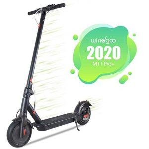 Patinete eléctrico scooter Windgoo de alta autonomía