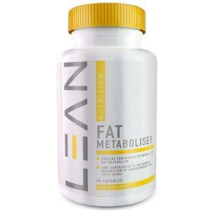 Quemadores de grasa Lean Nutrition a base de píldoras
