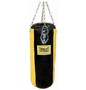 Sacos de boxeo Everlast con fijación de 4 paneles