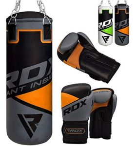 Saco de boxeo RDX para entrenamiento