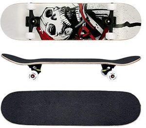 Skateboard FunTomia con 7 capas de madera