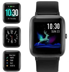 Smartwatch GRDE con actividad GPS