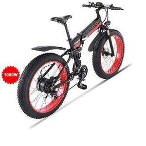 Bicicleta eléctrica de montaña de alta resistencia