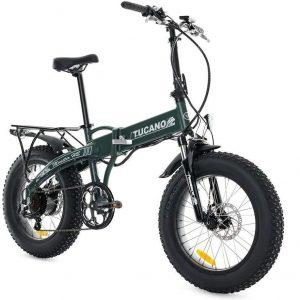 Bicicleta eléctrica plegable talla única
