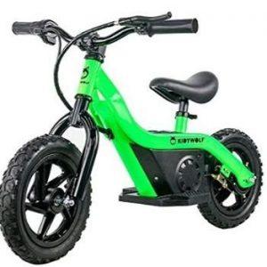 Bicicleta eléctrica sin pedales infantil Kidybike