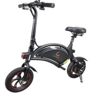 Bicicleta eléctrica sin pedales Makibes Kugoo