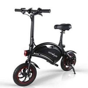 Bicicleta eléctrica sin pedales Wingdoo