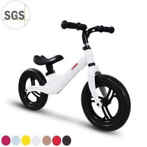 Bicicleta para niños de dos a cuatro años