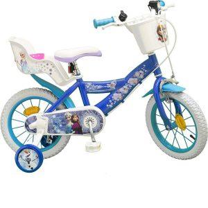 Bicicleta para niños de Frozen
