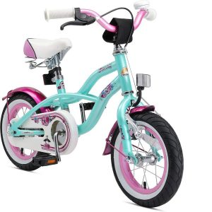 Bicicleta para niños segura