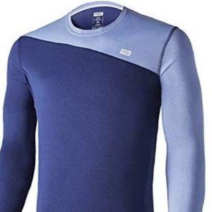 Camiseta técnica de running de manga larga