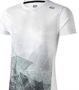 Camiseta técnica de running de materiales reciclados