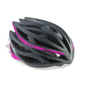 Casco de bici con ajuste trasero