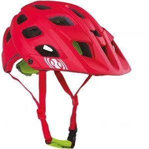 Casco de bici con cobertura