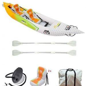 Kayak hinchable Aqua Marina