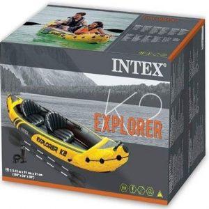 Kayak hinchable Explorer