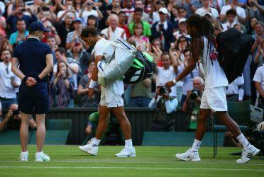 Raqueteros de tenis