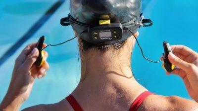 MP3 acuático