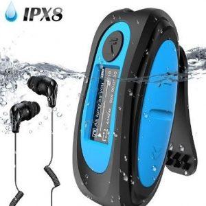 MP3 acuático AGPTEK