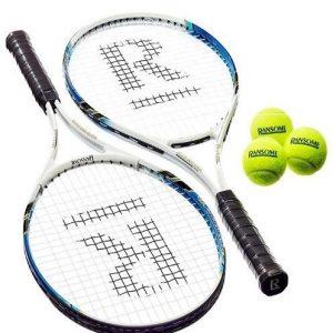 Raqueta de tenis Ransome