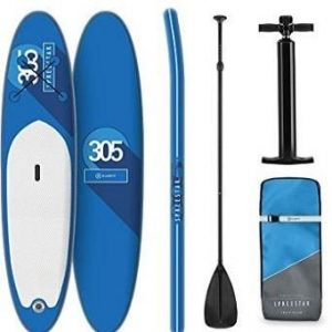 Tabla de paddle surf hinchable Klar Fit