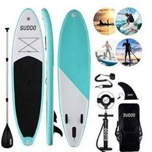 Tabla de paddle surf hinchable Triclicks