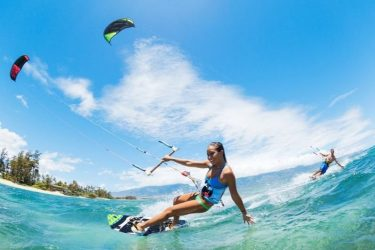 Seguros para actividades y deportes acuáticos
